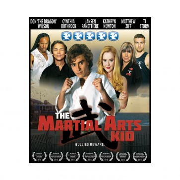 The Martial Arts Kid Blu-Ray