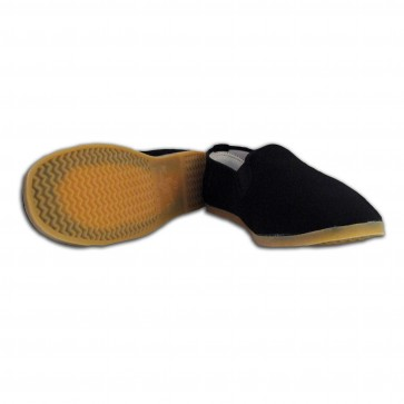 Kung Fu Shoes with Yellow Sole