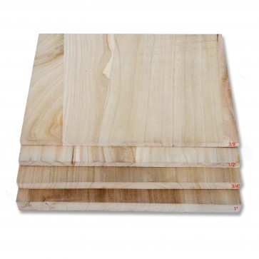 Wood Demonstration Boards
