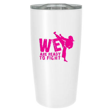 Ready to Fight 20oz Tumbler
