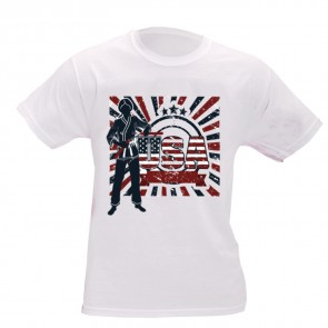 Patriotic Girl T-Shirt