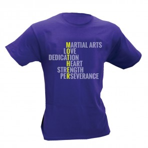 Martial Arts Mother T-Shirt