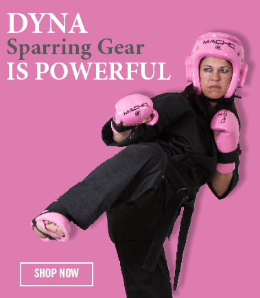 Dyna Sparring Gear
