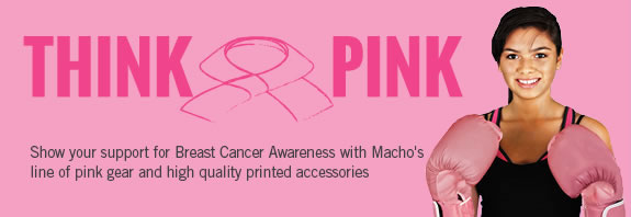 Show your support for Breast Cancer Awareness